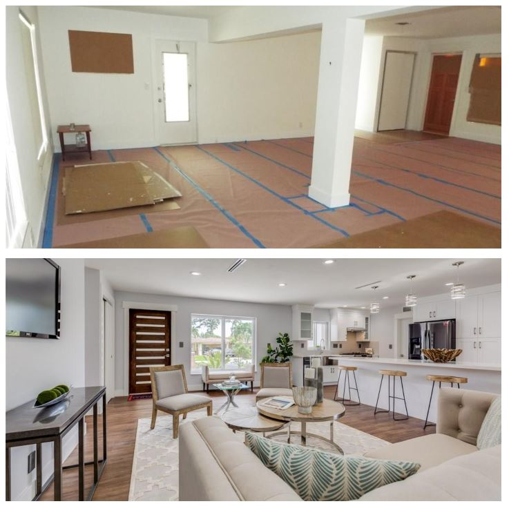 1811 Living Before After